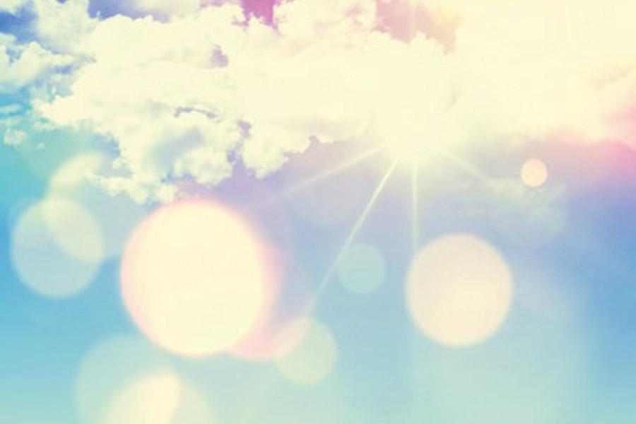 The sun always shines on Southsea