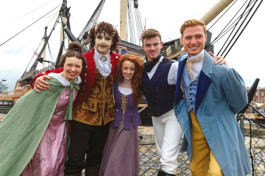 Beauty & The Beast: A Magical New Show For Portsmouth