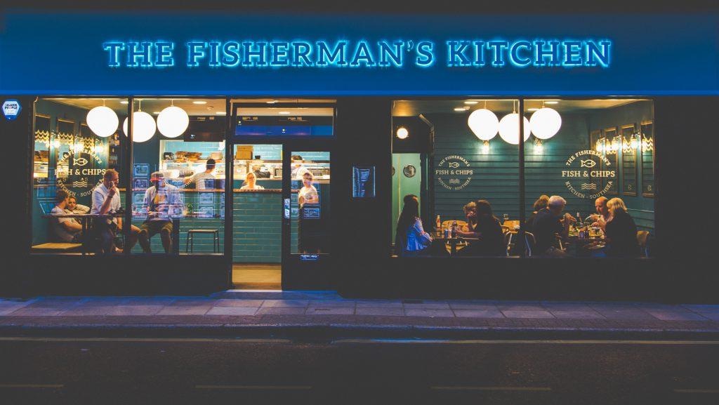 The Fisherman's Kitchen