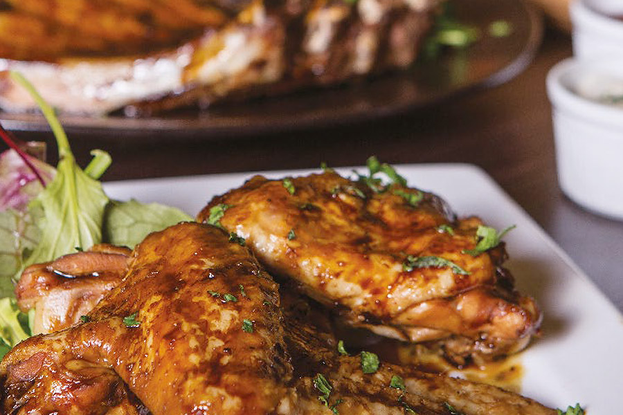 Win a meal for two at El Toro