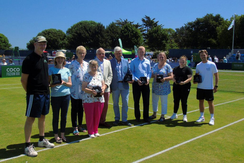 Regional Award Winners Look to Scoop National Prize at Wimbledon