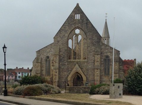 History Hot Spots: The Royal Garrison Church, Portsmouth