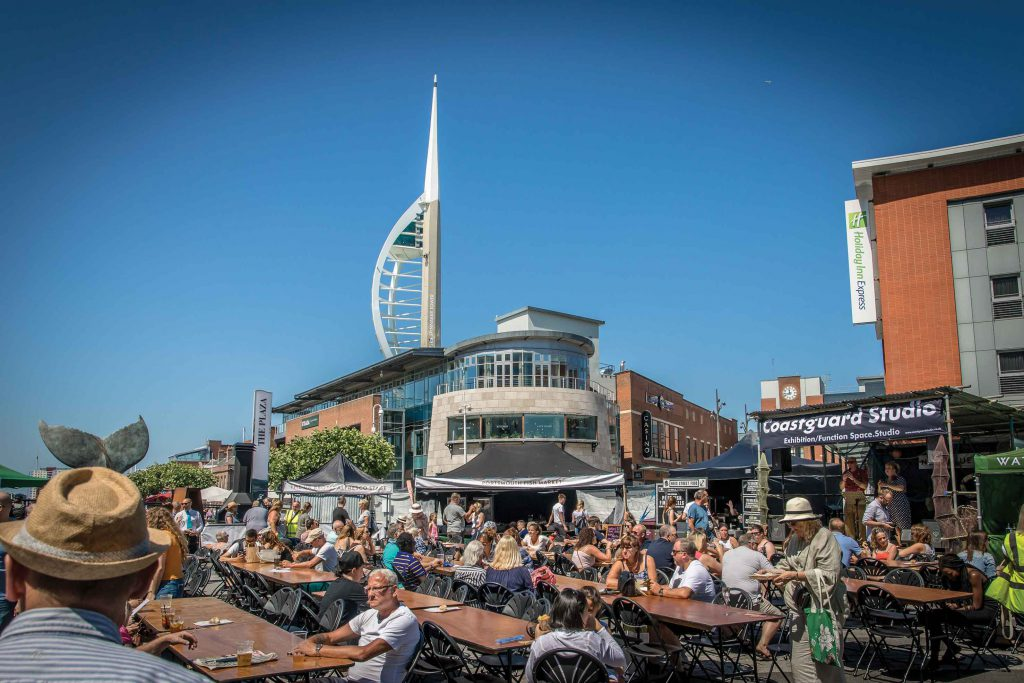 The Portsmouth Seafood Festival