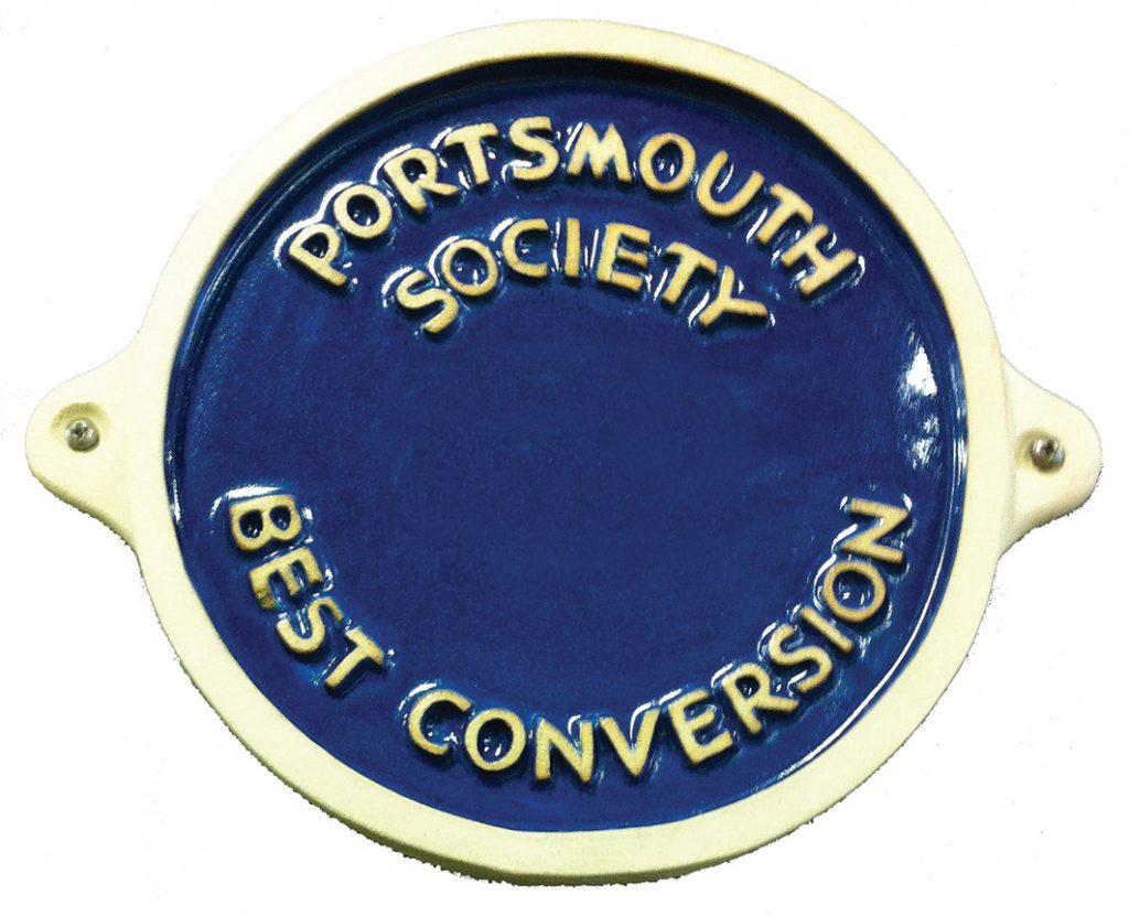 Pompey Plaques