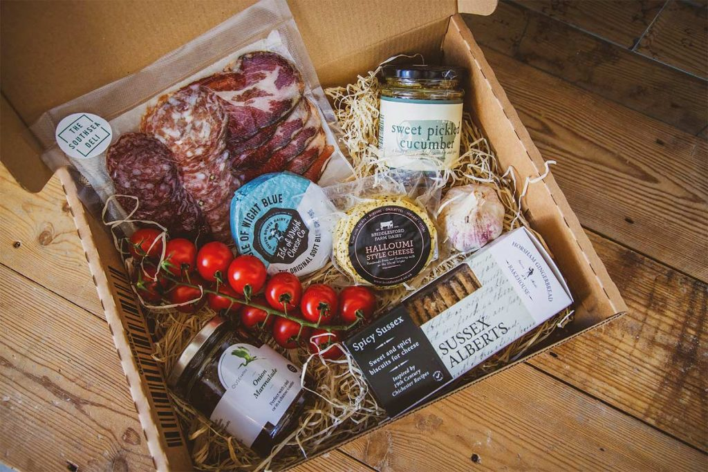 Win a Christmas hamper for someone this Christmas….