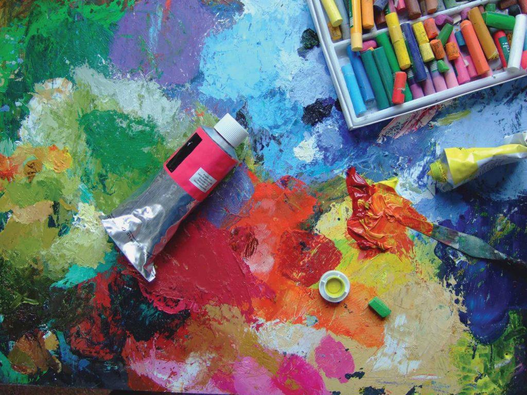 The Omega Art School