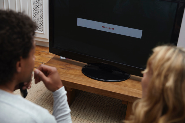 Free fix if TV interference occurs in Southsea
